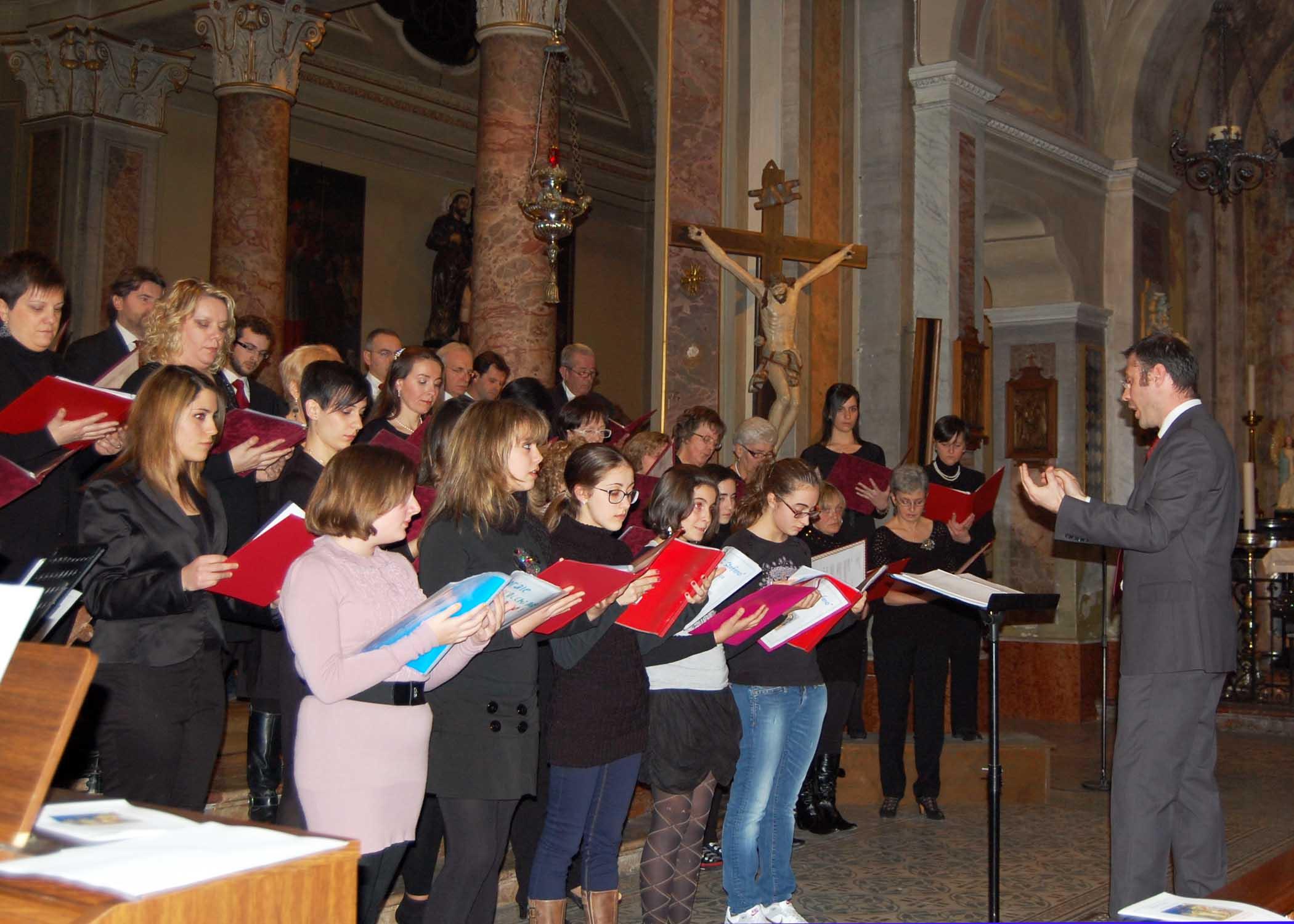 Elevazione Musicale, Natale 2012