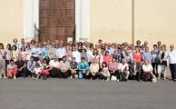 Cremona, 15 giugno 2014: foto di gruppo